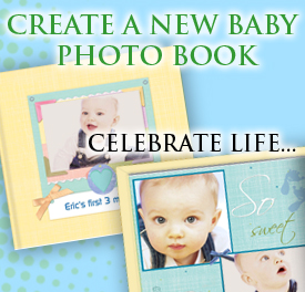 photobooks baby photo album